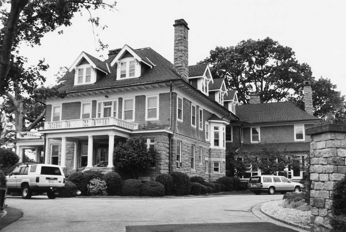 Dr. John Miller-Masury House