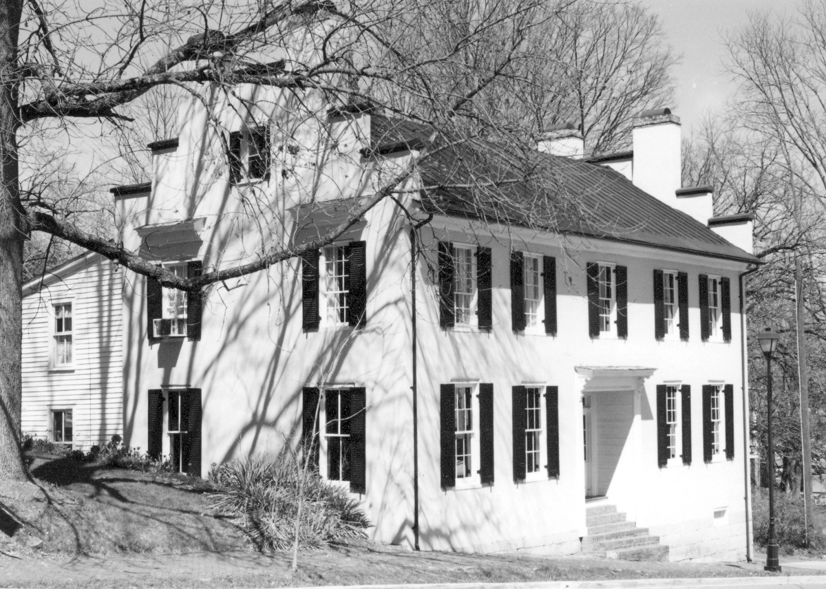 Dr. William H. Pitts House