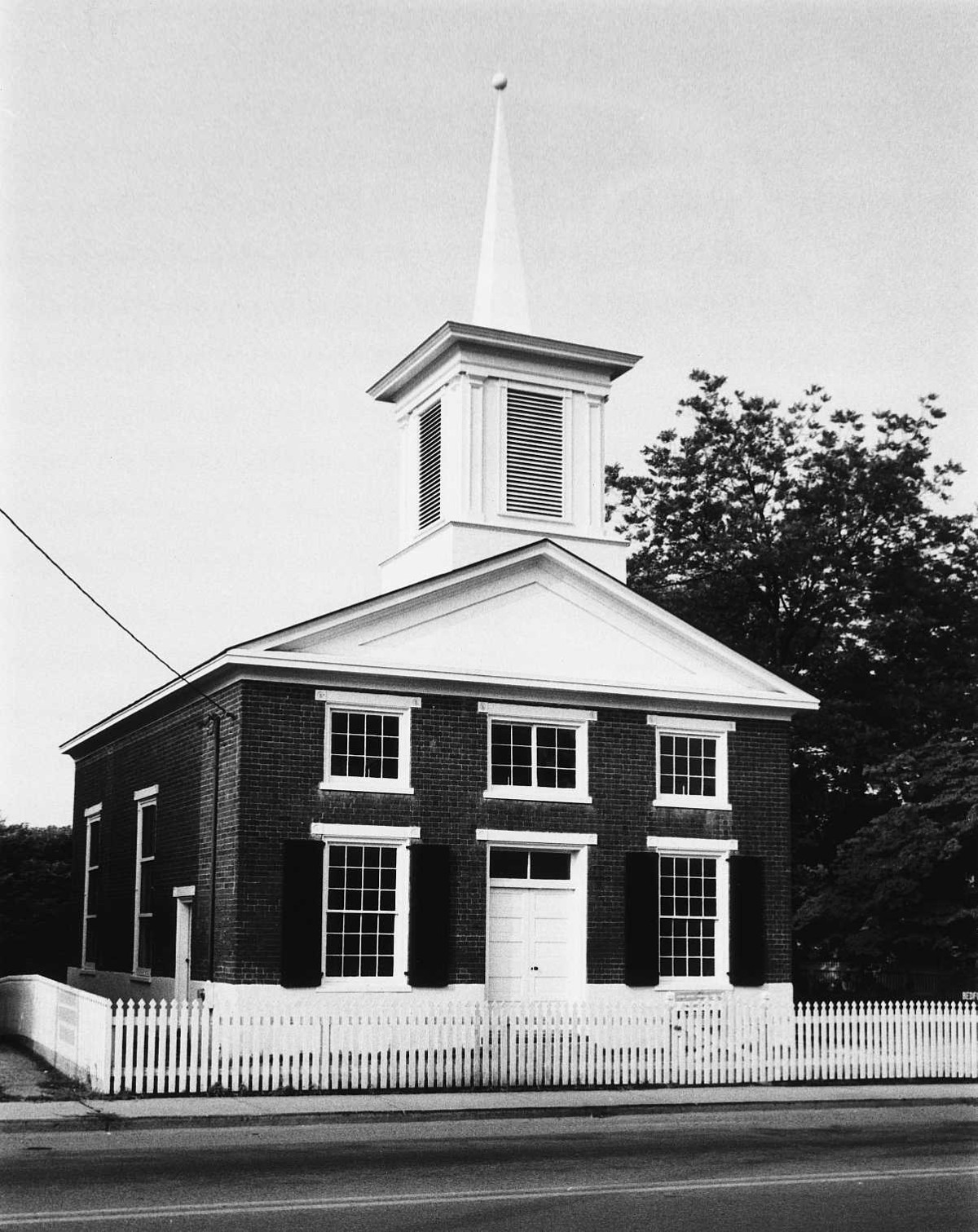 Bedford Historic Meeting House