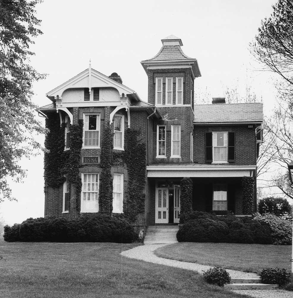 Burks-Guy-Hagan House