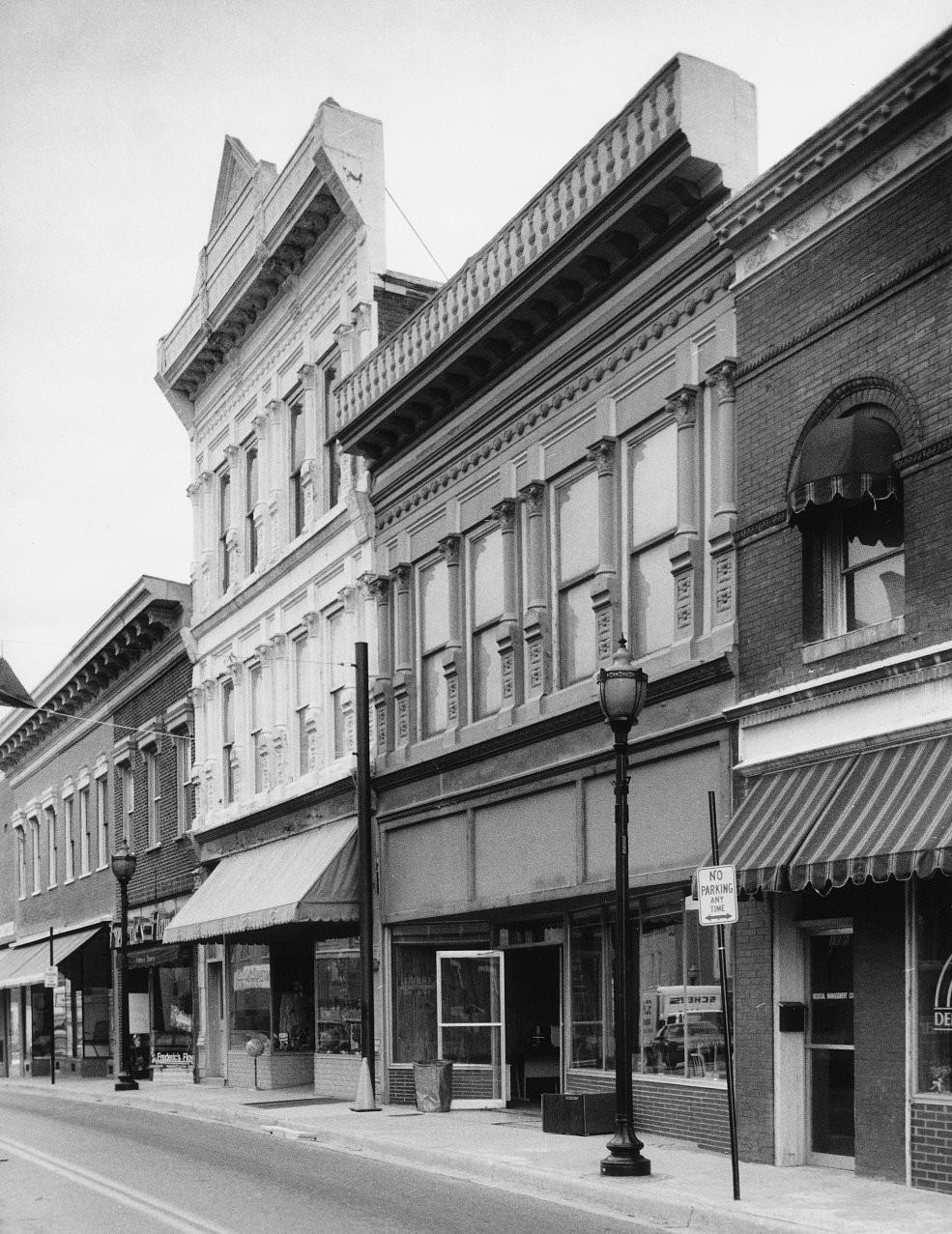 Bedford Historic District