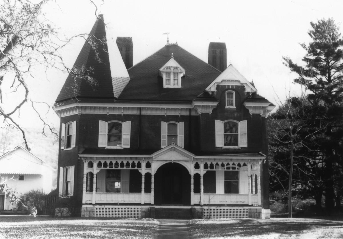 Walter McDonald Sanders House