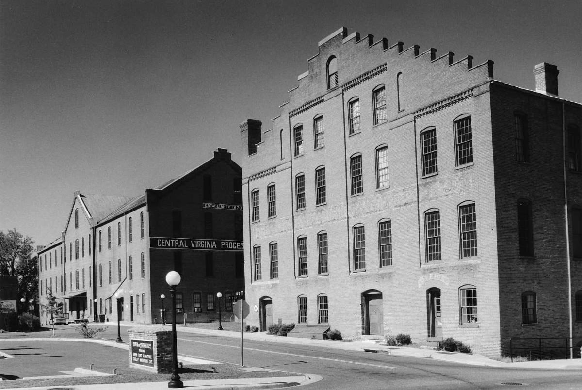 Farmville Historic District