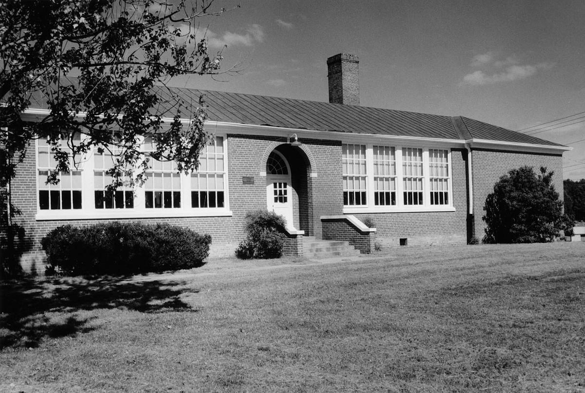 Robert Russa Moton High School