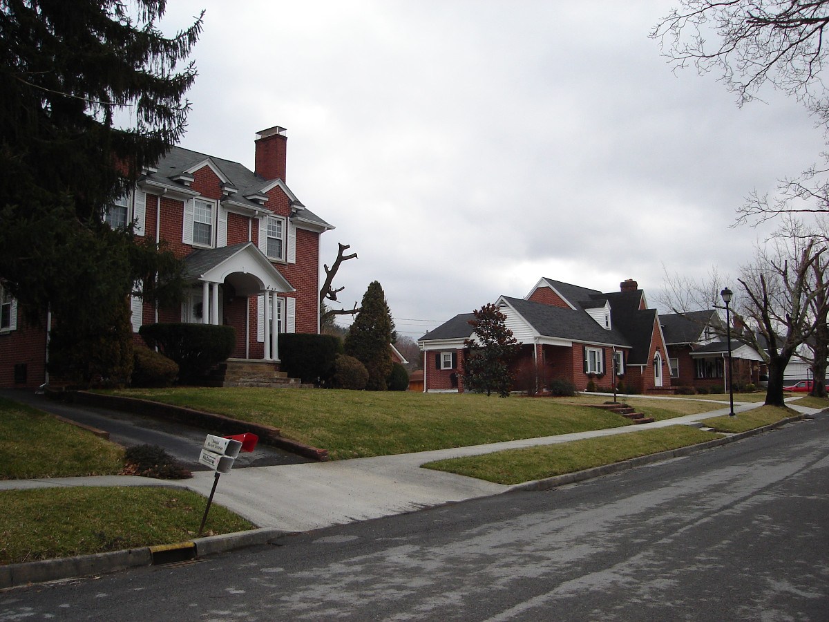 Richlands Historic District