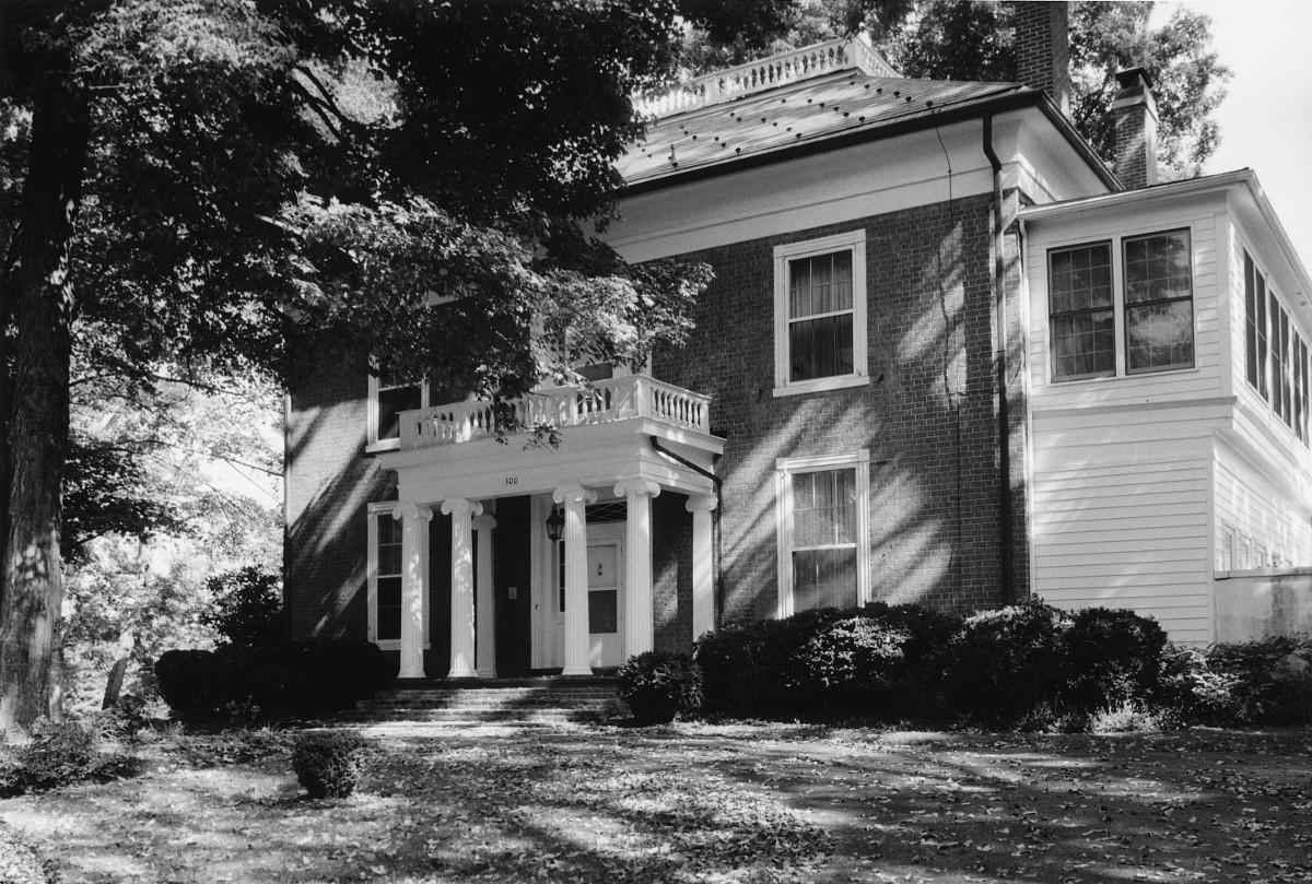 Amiss-Palmer House