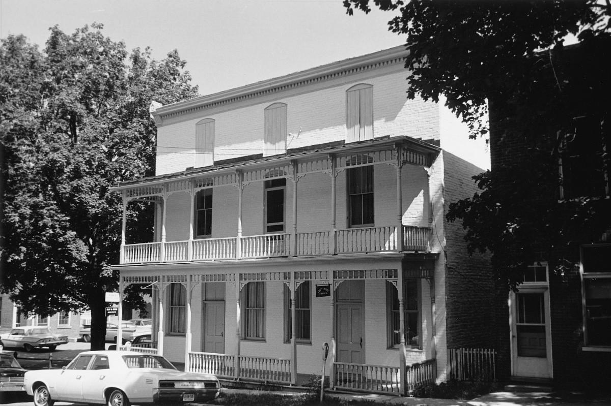 Phlegar Building
