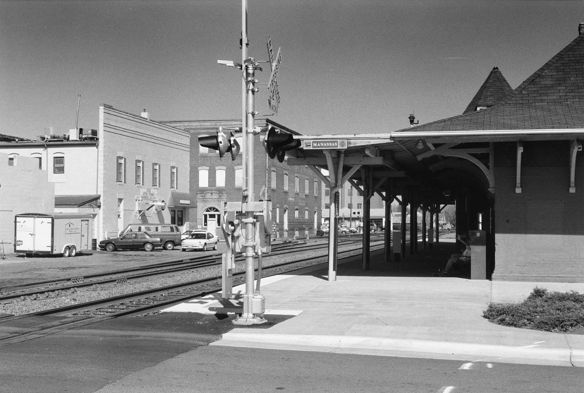 Manassas Historic District