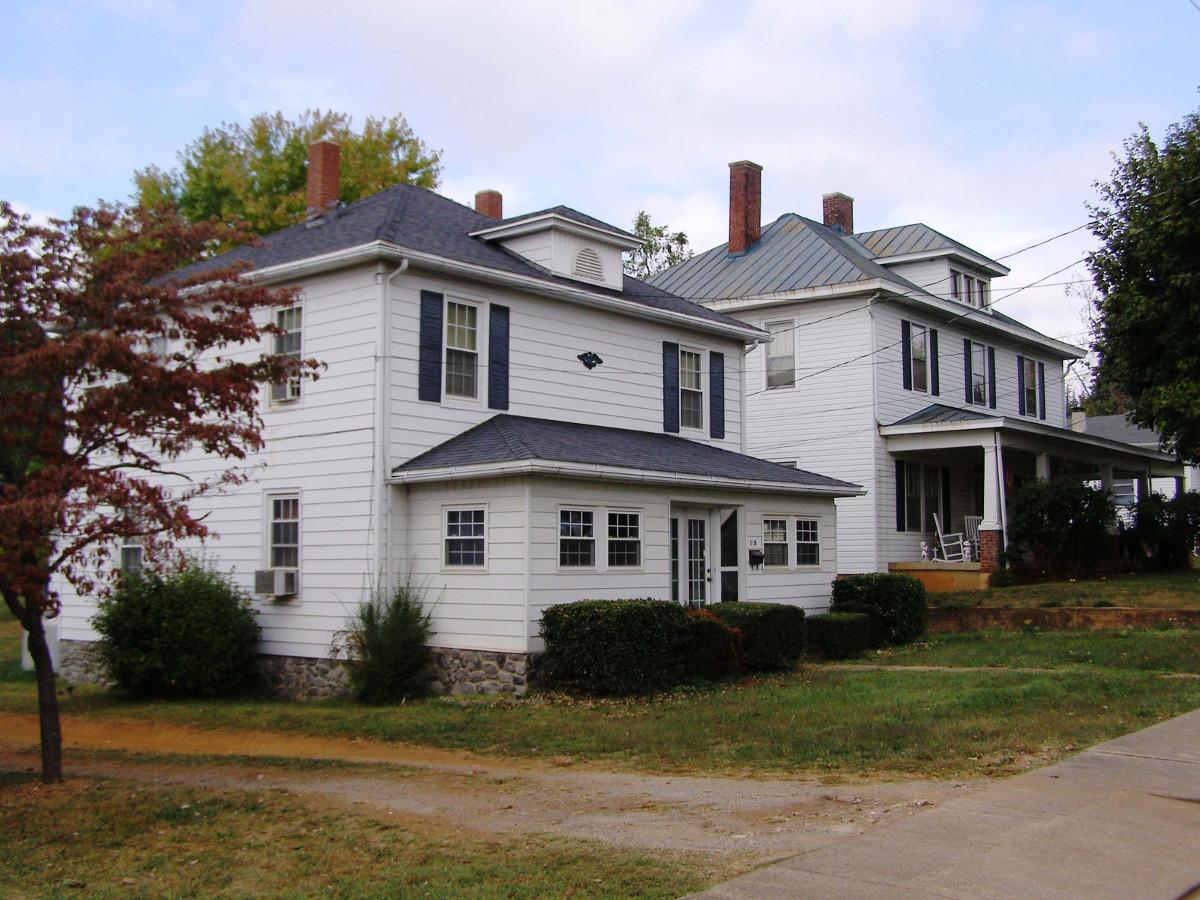 Rocky Mount Historic District