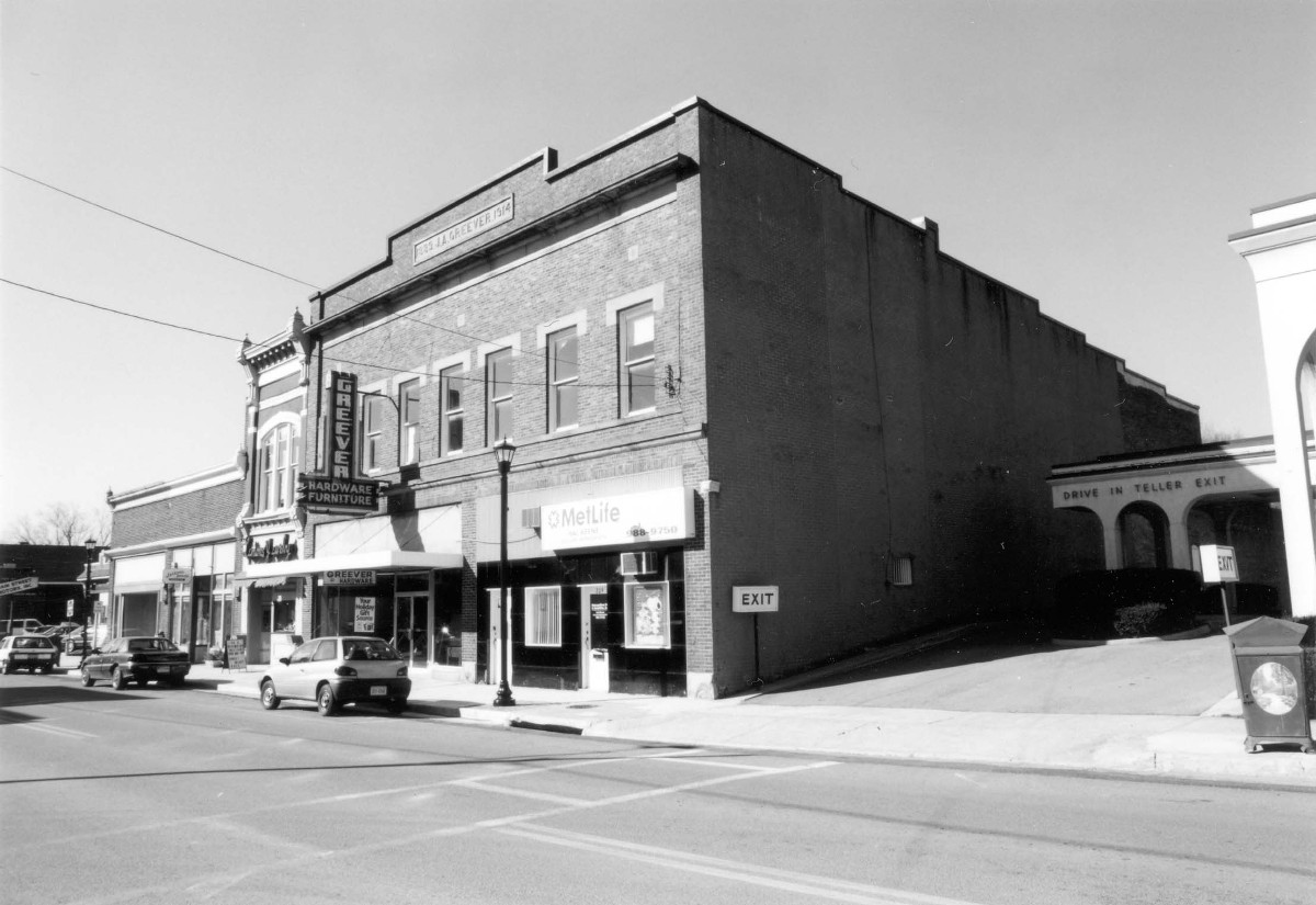 Tazewell Historic District