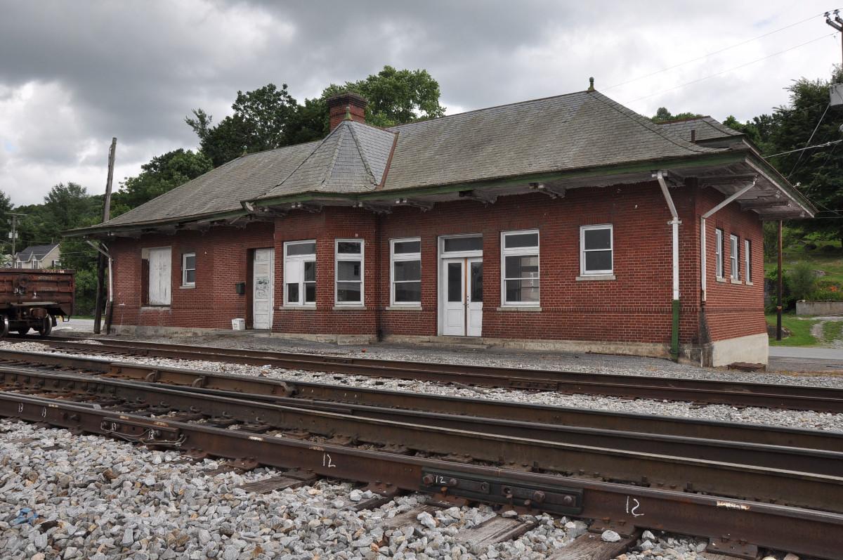 Tazewell Depot