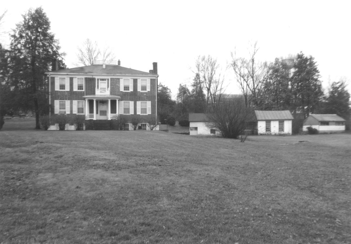 Ruffner House