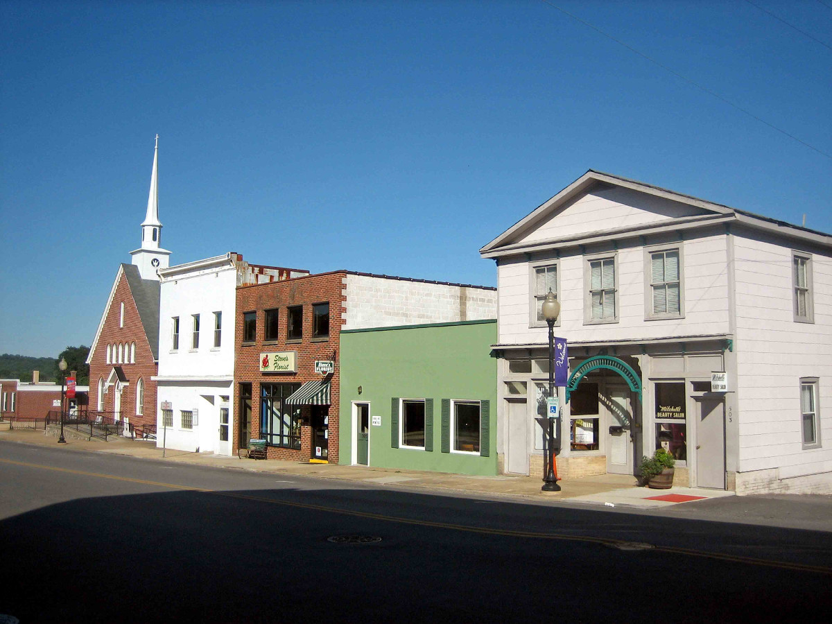 Altavista Downtown Historic District