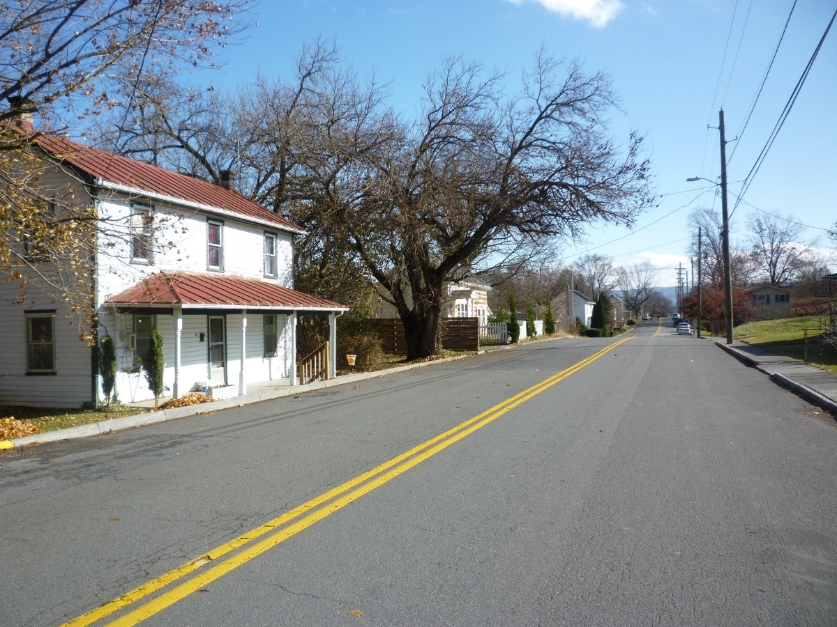 Josephine City Historic District