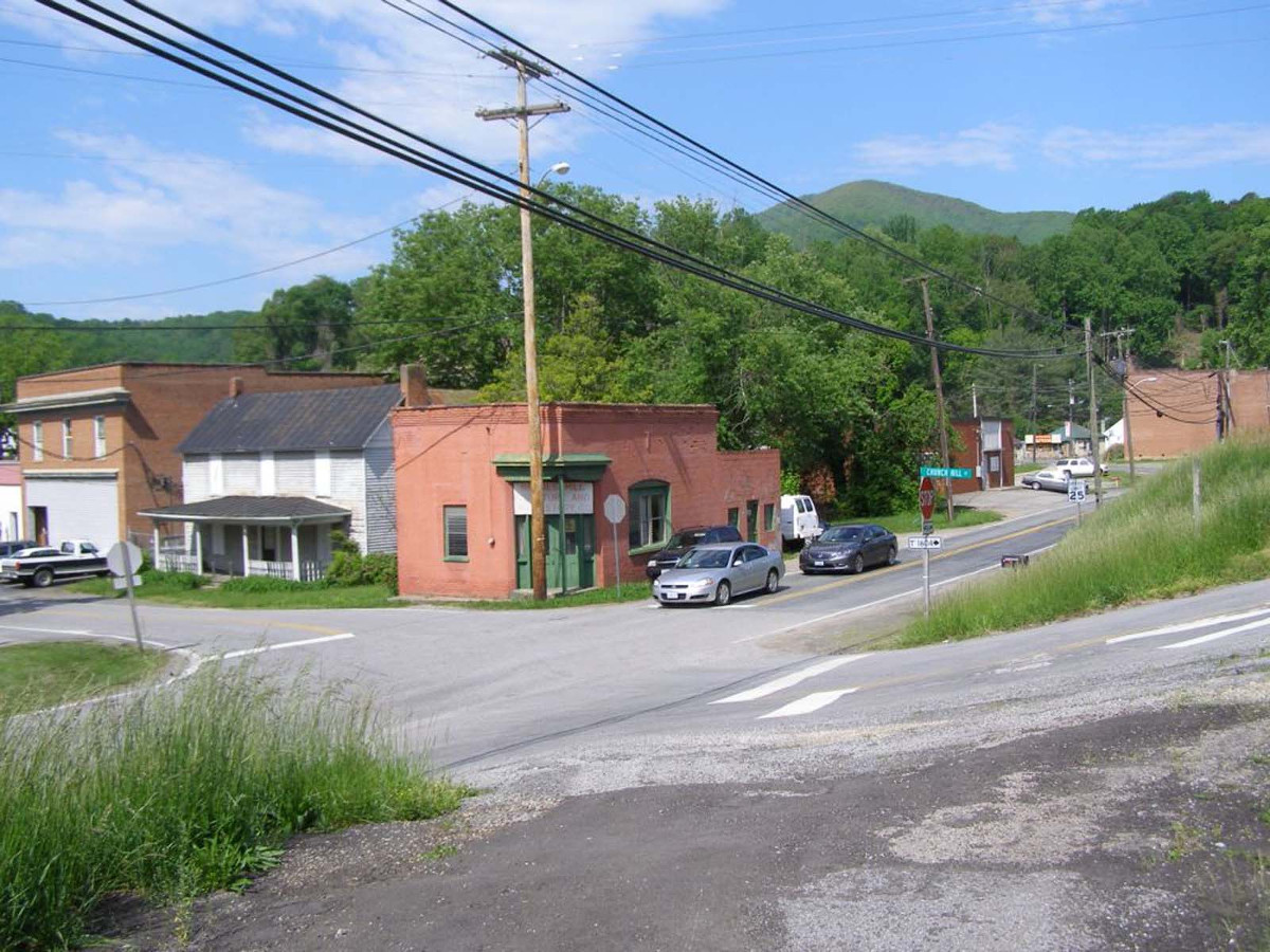 Boones Mill Historic District