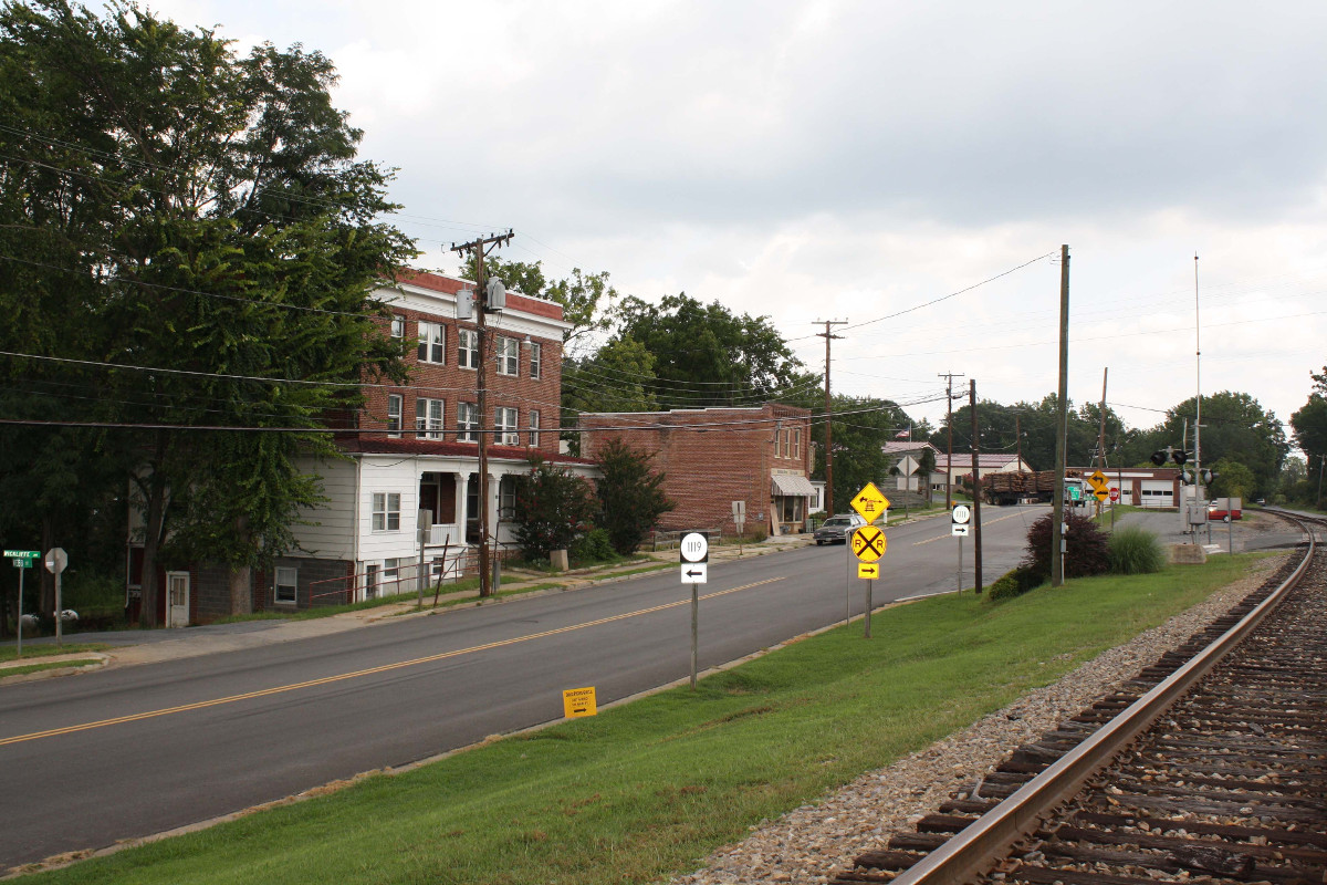 Brookneal Historic District