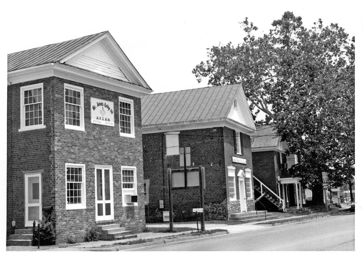 Charlotte Court House Historic District