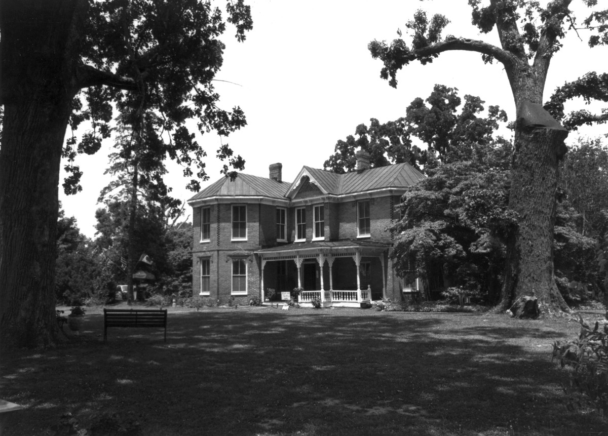 Judge Henry Wood House
