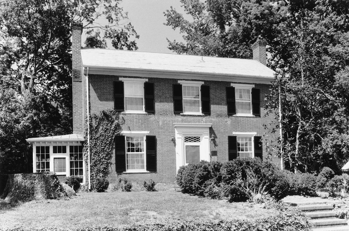 Clark Royster House