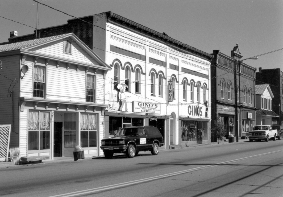 Clarksville Historic District
