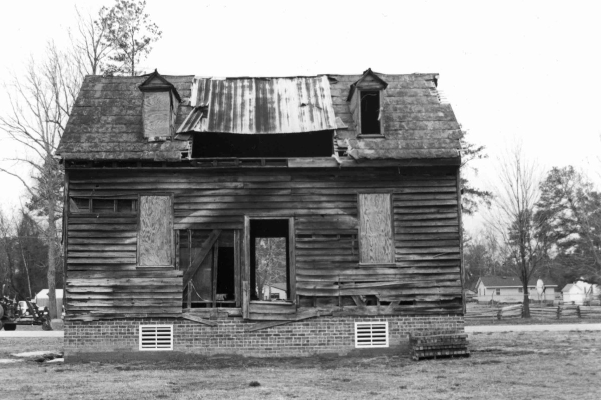 Rebecca Vaughan House