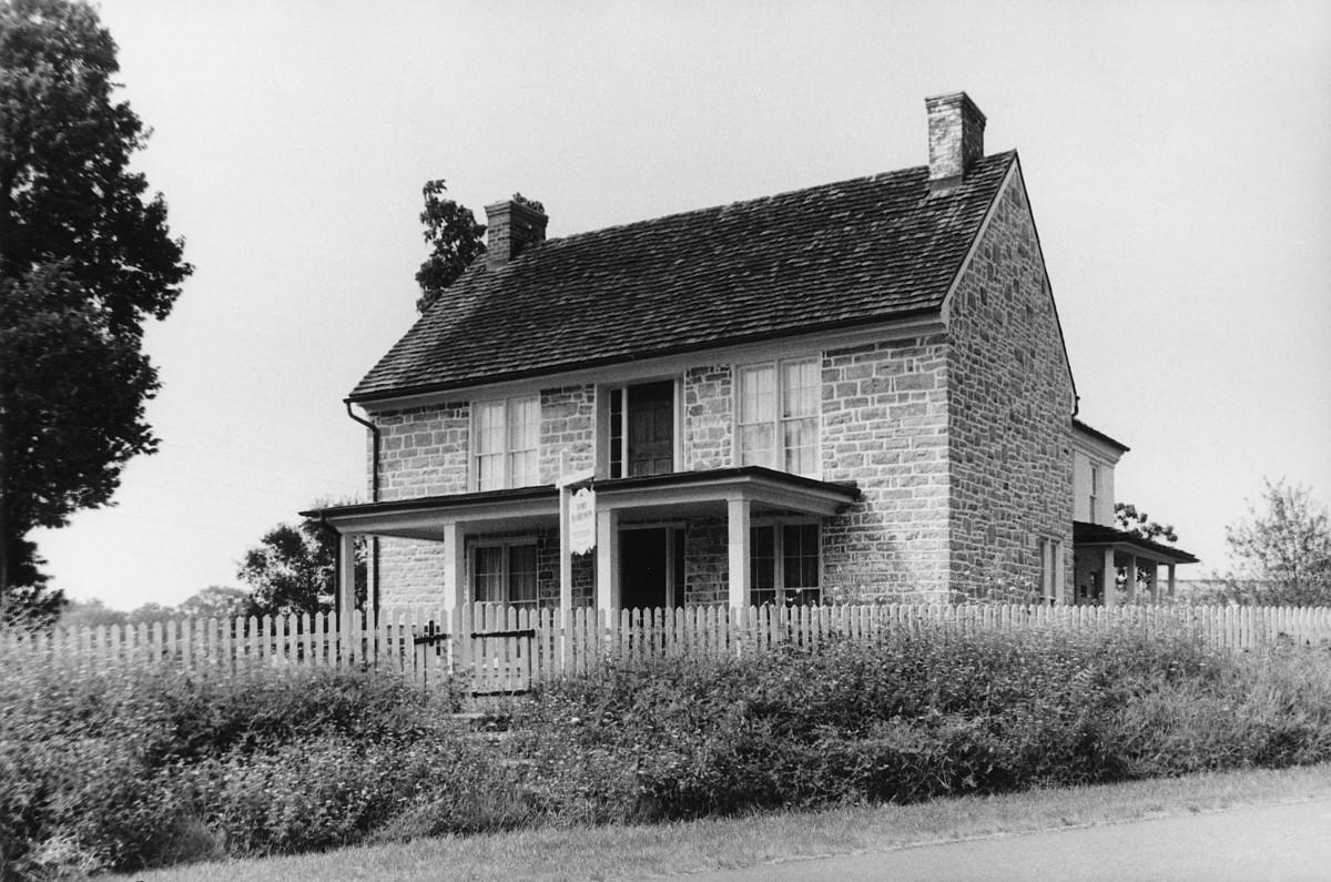 Fort Harrison (Daniel Harrison House)