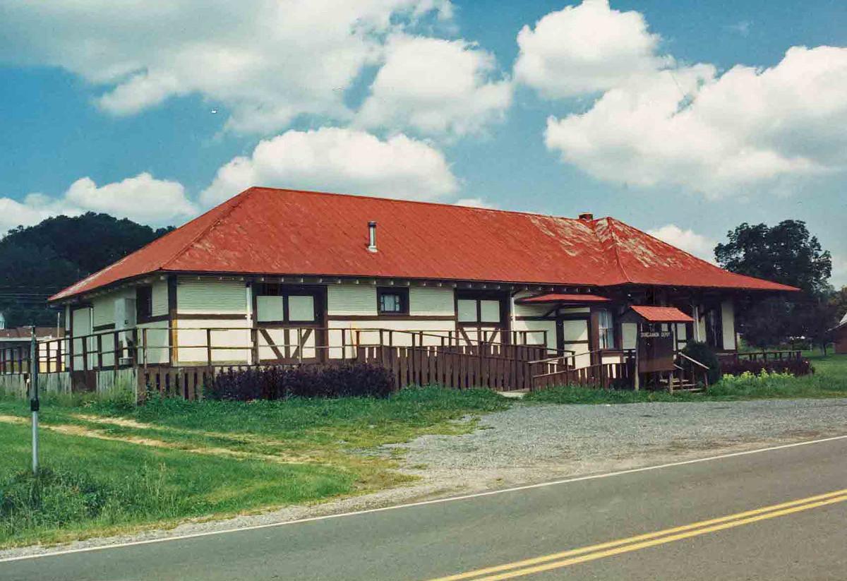 Dungannon Depot