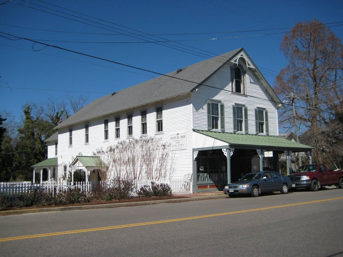 James Brown's Dry Goods Store