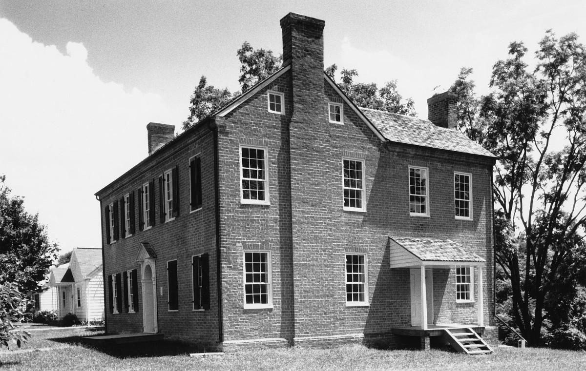 Miller-Kite House (Stonewall Jackson's Headquarters)