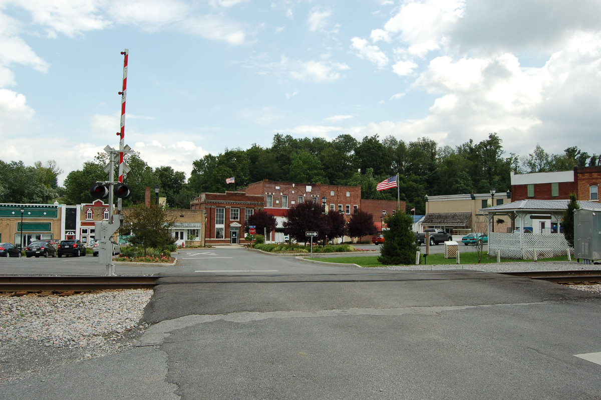 Glade Spring Commercial Historic District