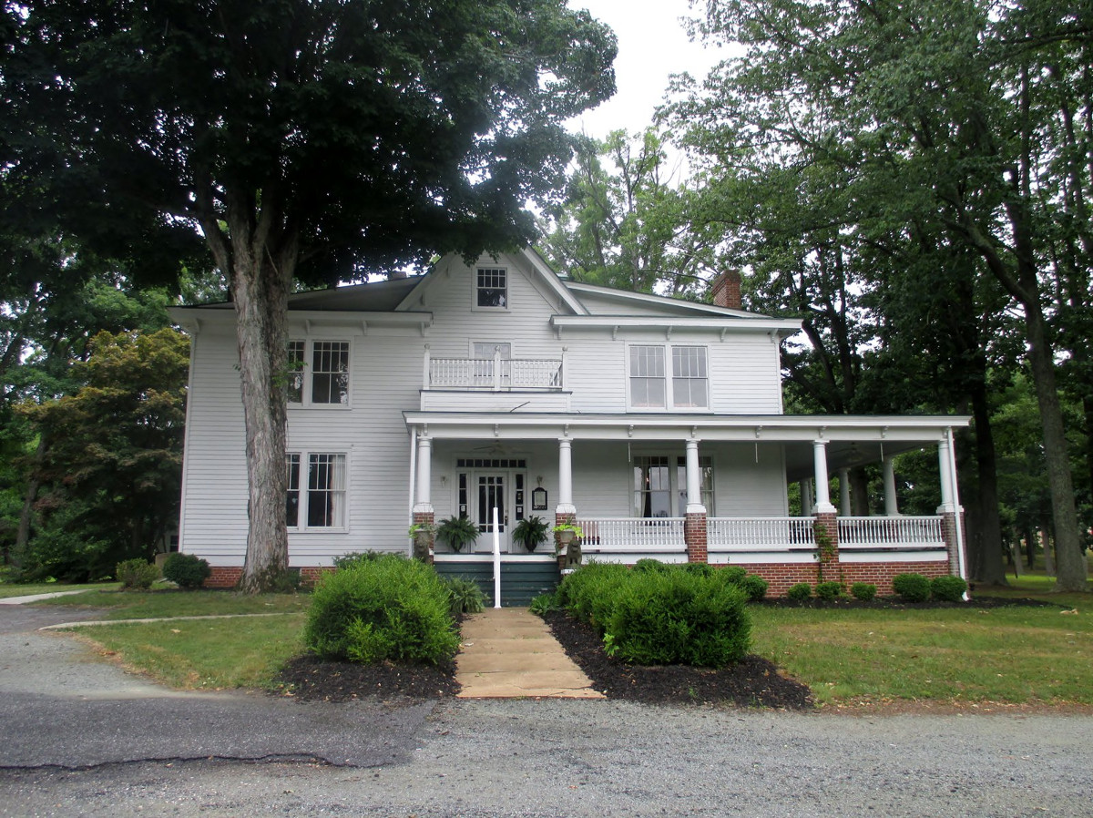 Thomas Claiborne Creasy House