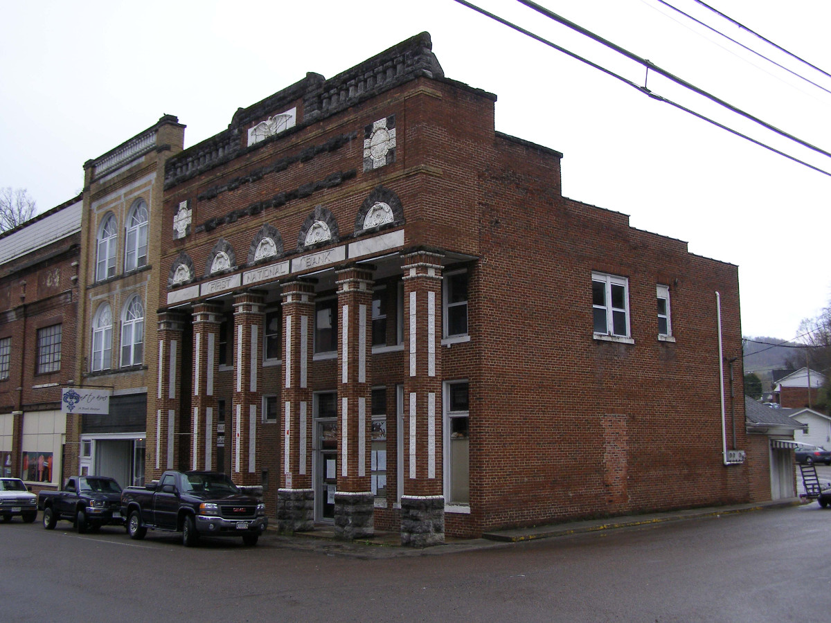 Honaker Commercial Historic District