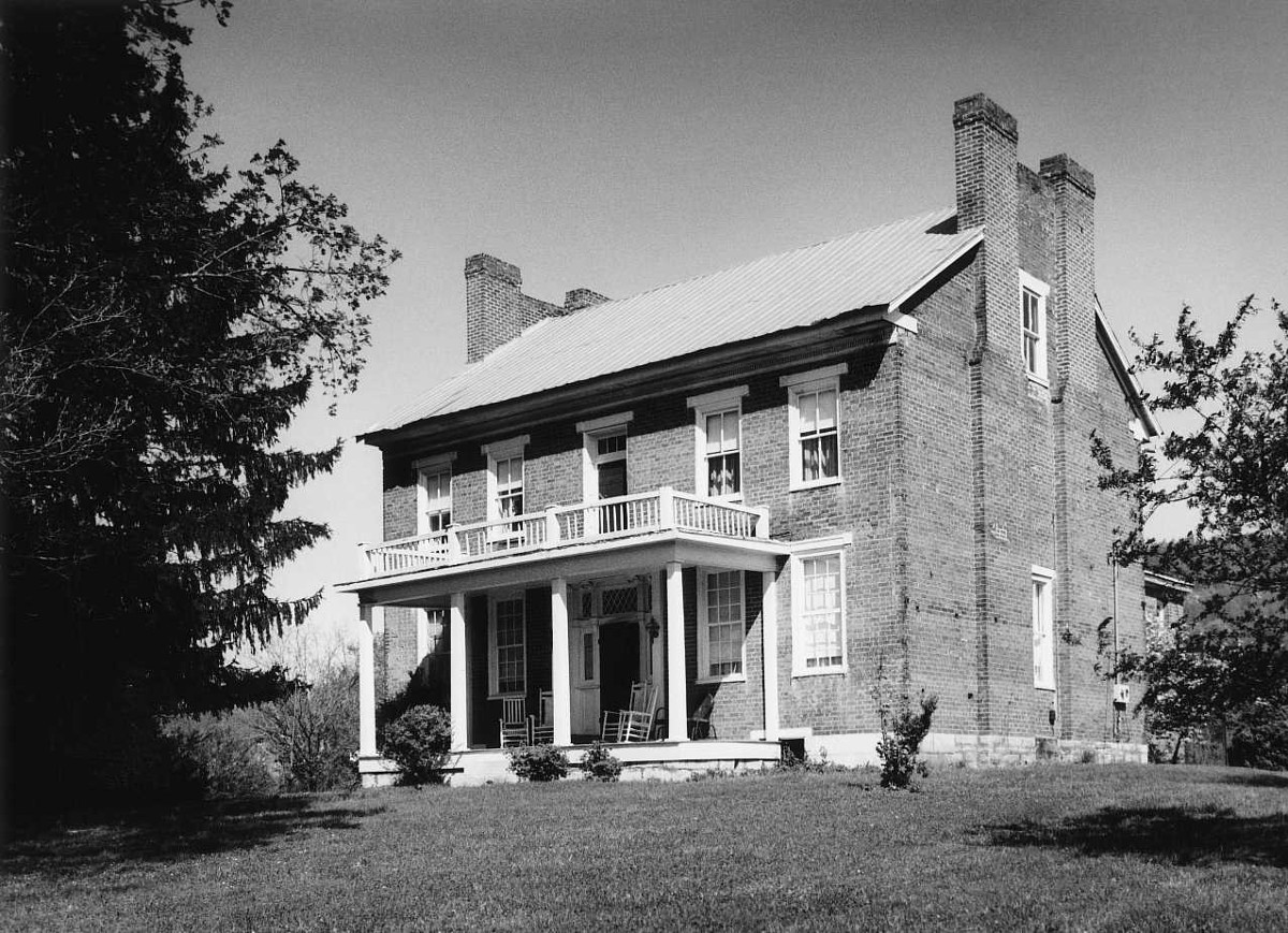 Dickinson-Milbourn House