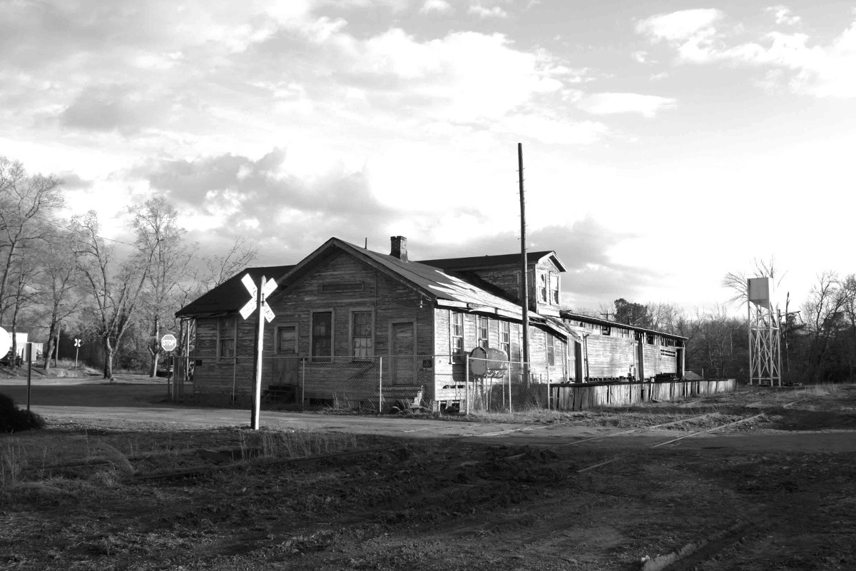 Keysville Railroad Station