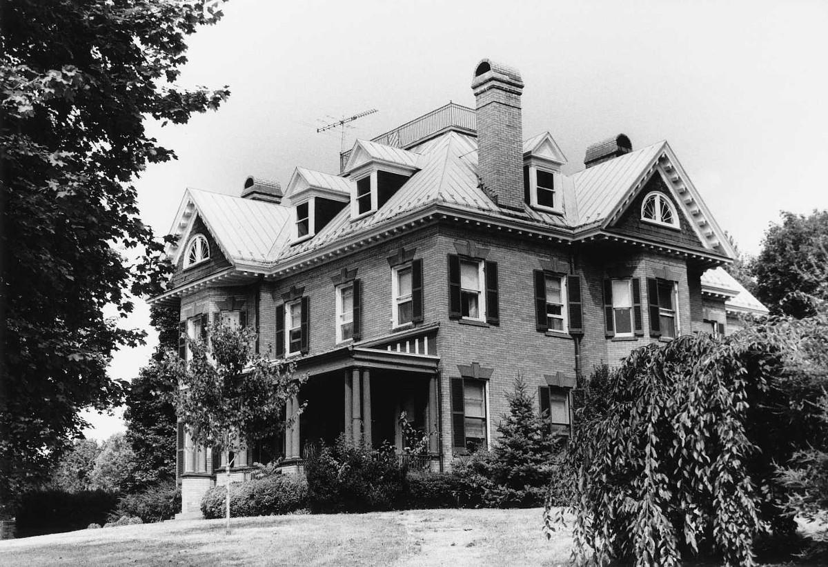 Edward Nichols House (Hillcrest)