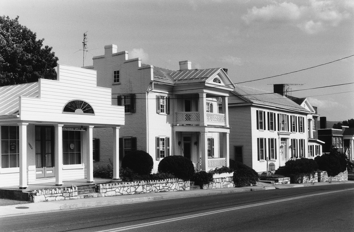 Mount Jackson Historic District