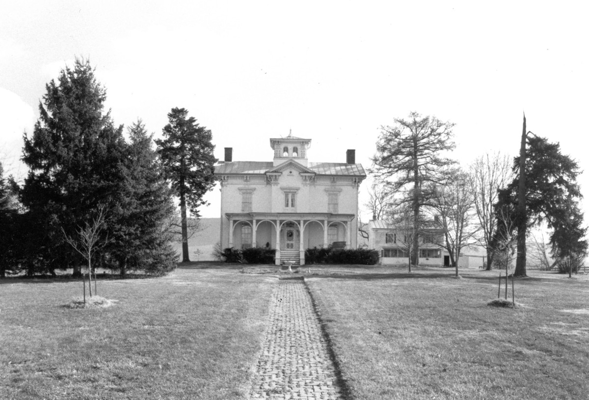 J.W.R. Moore House
