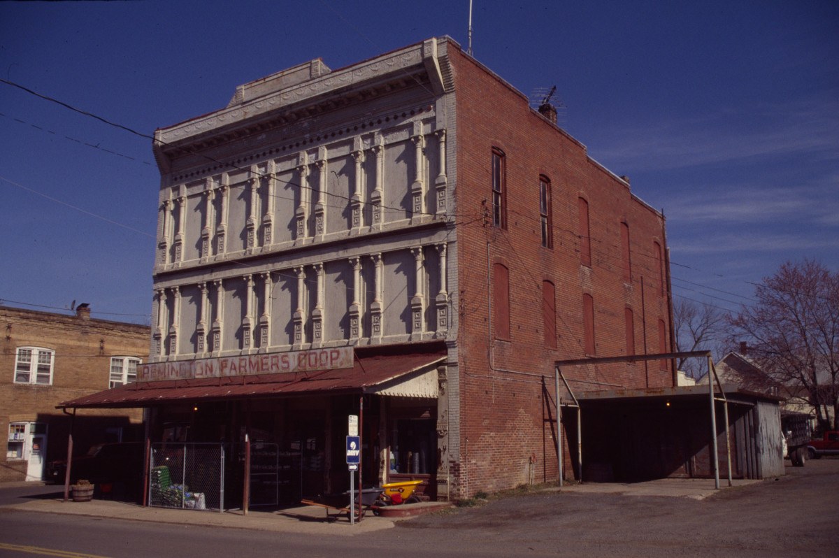 Remington Historic District