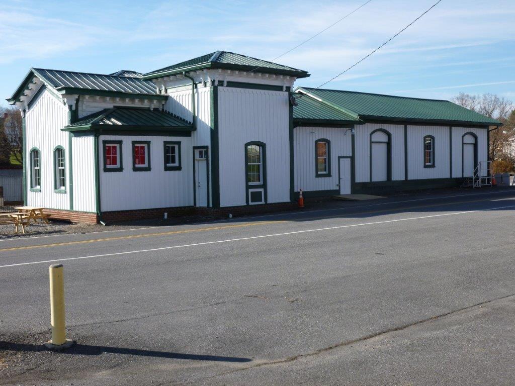 Rural Retreat Depot