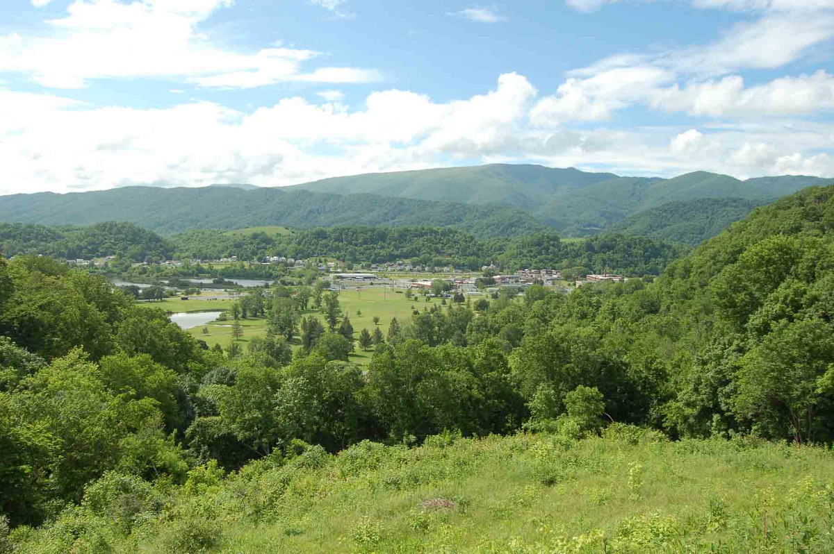 Saltville Battlefields Historic District