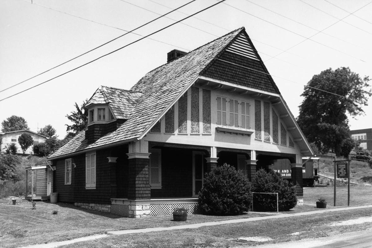 Stevens Cottage