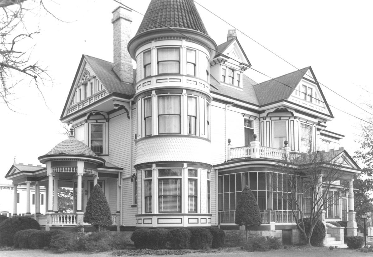 P. D. Gwaltney, Jr., House