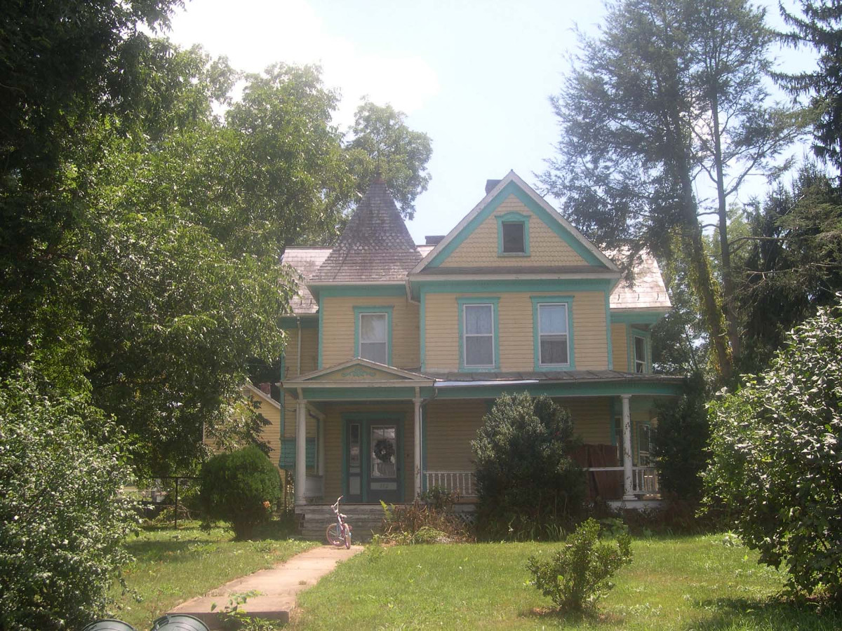 Timberville Historic District