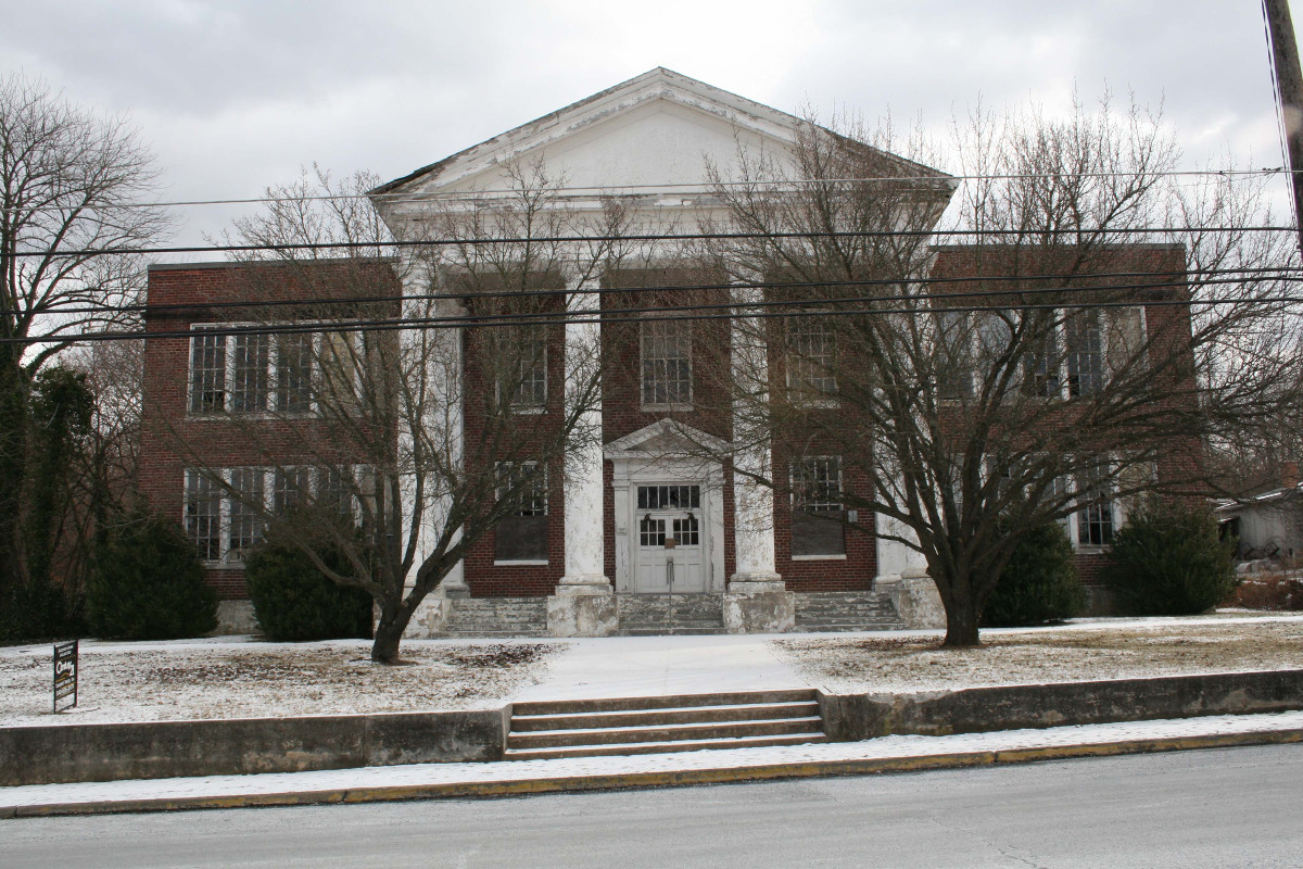 Toms Brook School