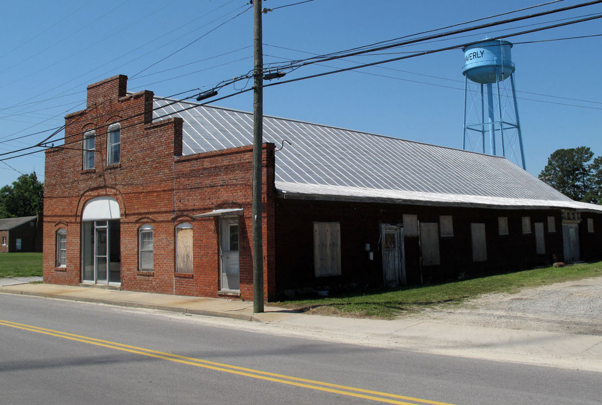 Waverly Downtown Historic District
