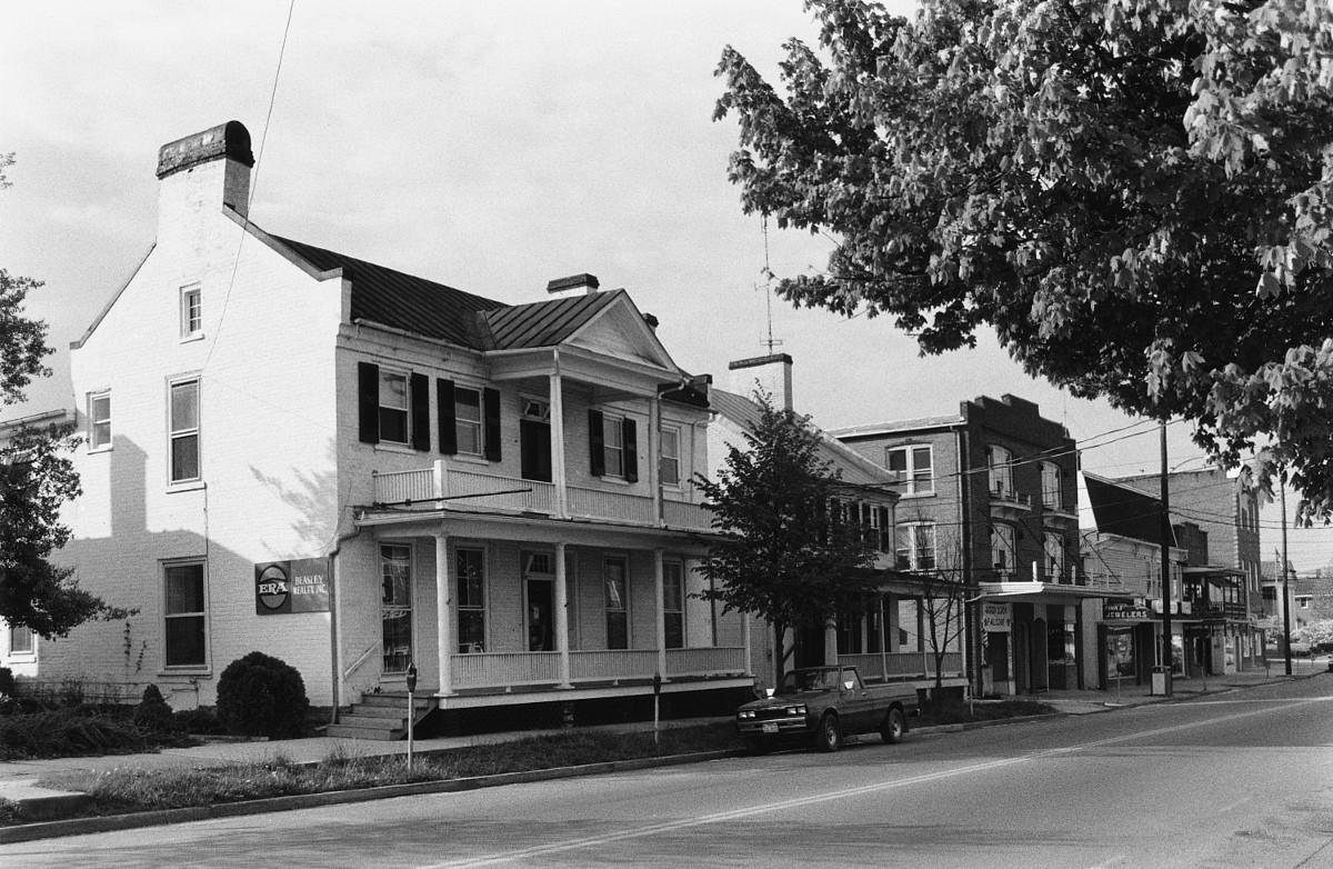 Woodstock Historic District
