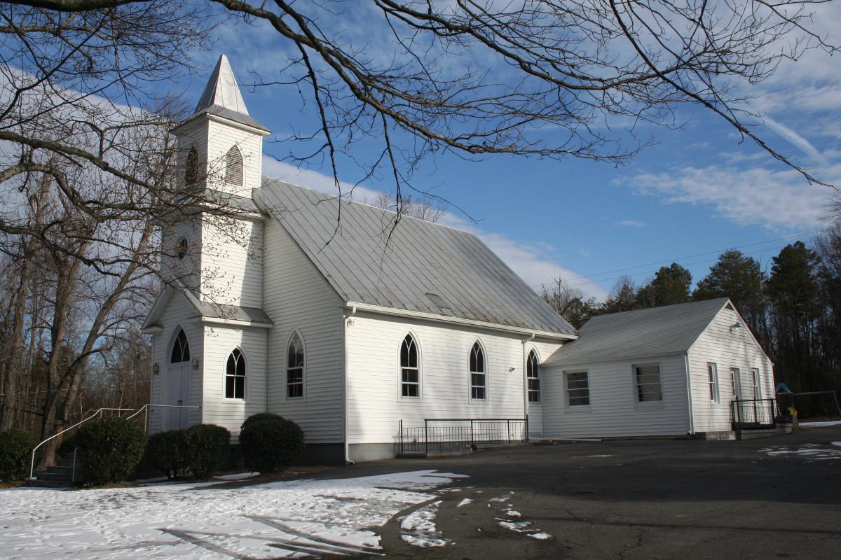 Southern Albemarle Rural Historic District