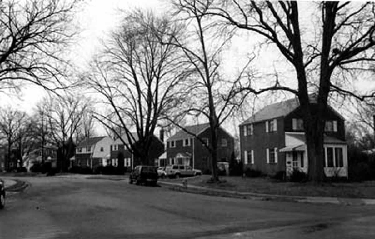Arlington Forest Historic District