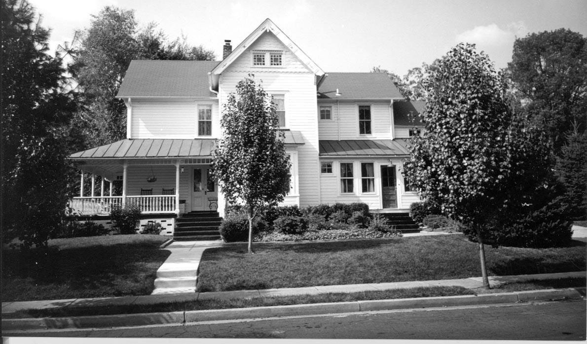 George Crossman House