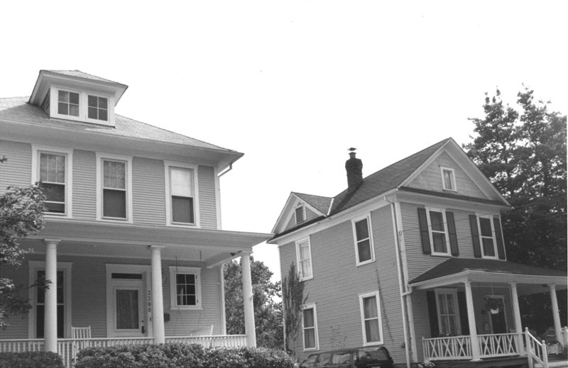Maywood Historic District